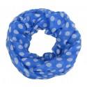 Loop Punkte blau