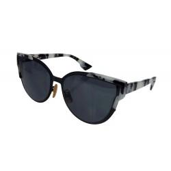 Sonnenbrille schwarz grau