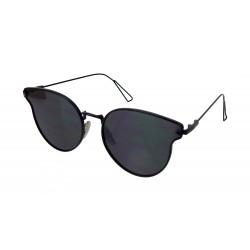 men Sonnenbrille schwarz CatEye Katzenaugen
