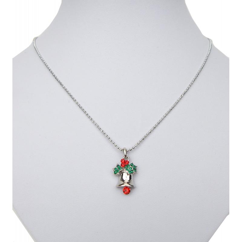 Halskette Weihnachten silber - Ella Jonte