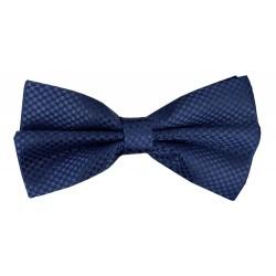 Herren Fliege blau