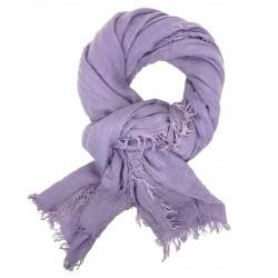 Damenschal violett