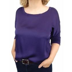 Blusen Shirt lila