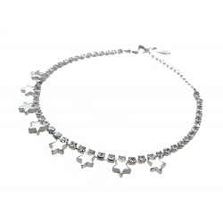 Armband silber Sterne Strass