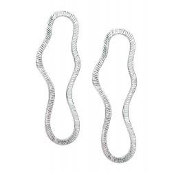 Ohrringe silber lange Ohrstecker
