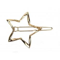 Haarspange Stern gold