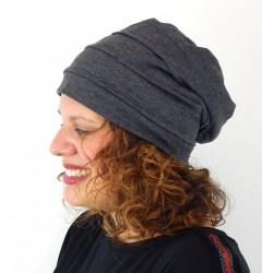 "Long Beanie ""Oregon"" in 4 Farben by Ella Jonte"
