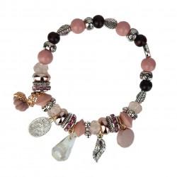 Armband - Perlenarmbänder viele Farben und Motive