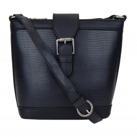 Handtasche schwarz Cross-Body-Bag