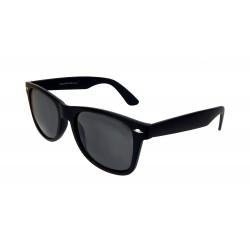 Retro Sonnenbrille Herren Damen schwarz matt 50er